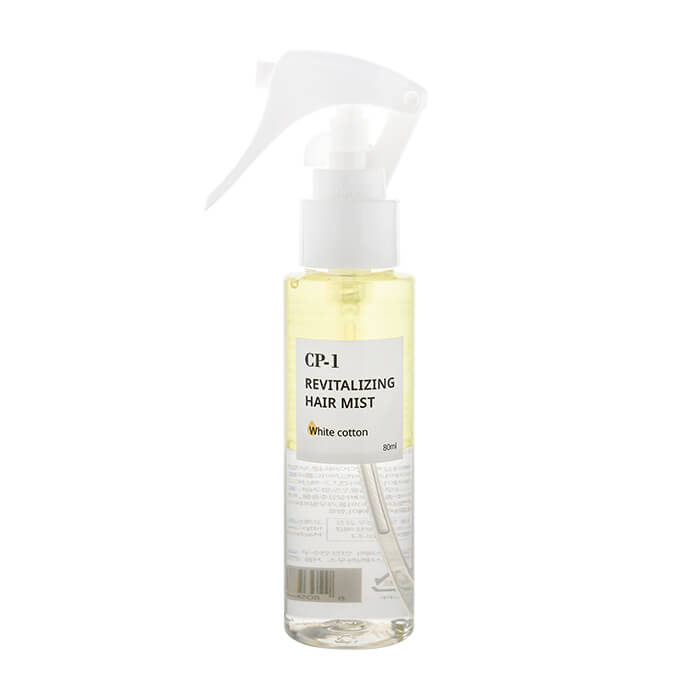 картинка Esthetic House Мист для волос CP-1 Revitalizing Hair Mist White Cotton 80мл